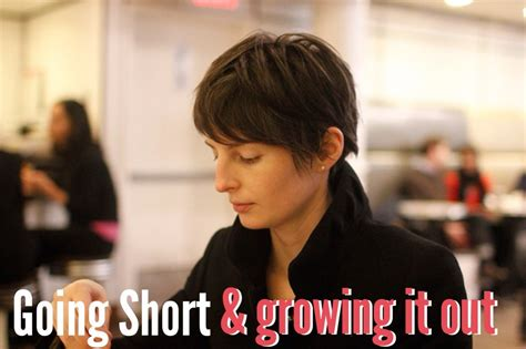 growing out a pixie haircut for african american hair tips for cutting your hair short or growing it out