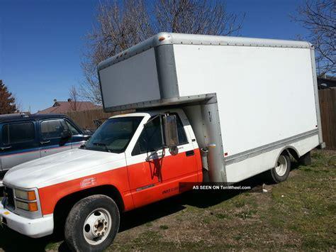 1994 gmc uhaul moving truck