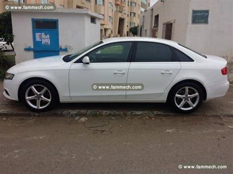 Audi A4 1 8 Tfsi Probleme by Voitures Tunisie Audi A4 Ariana Audi A4 1 8 Tfsi 4