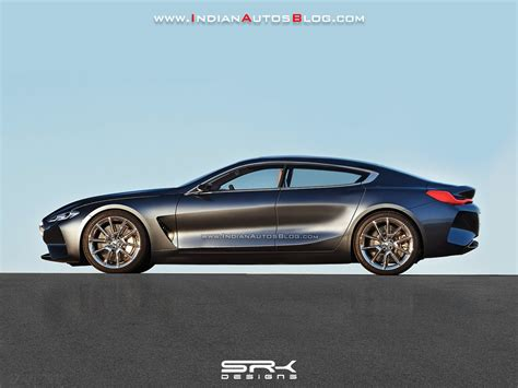 bmw 8 series gran coupe rendered again