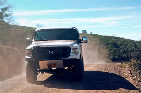nissan cargo 4x4 nissan to cummins powered nv cargo x 4x4 concept in