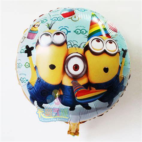 Balon Foil Bibir Me By Esslshop2 10 pieces lot newest helium balon despicable me foil balloon yellow minions ballon mylar