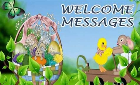 welcome message welcome messages exles sle welcome message on websites