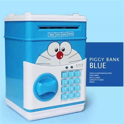 Brankas Doraemon Celengan Doraemon celengan brankas murah