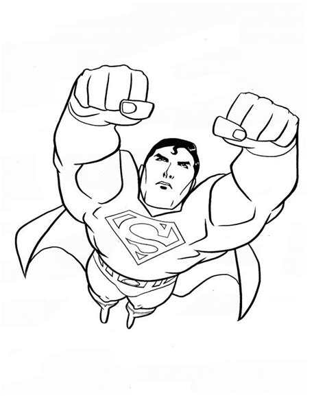 superman logo coloring pages coloring pages