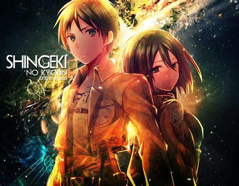 shingeki no kyojin shingeki no kyojin wallpaper by redeye27 on deviantart