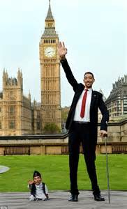 Who The World world s tallest sultan kosen will in achieving
