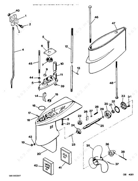 mercury outboard motor replacement parts yamaha jet boat engine diagram imageresizertool