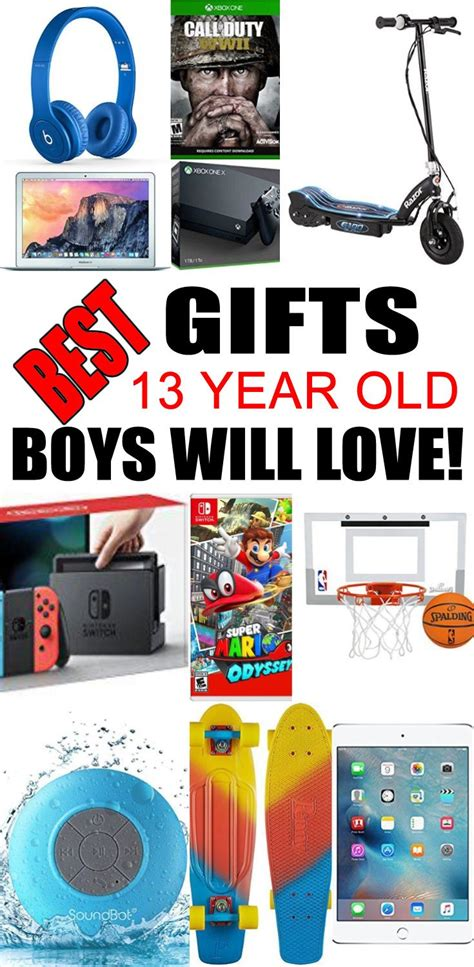 13 year old boy christmas gifts the 25 best presents for 13 year olds ideas on diy crafts for 13 year