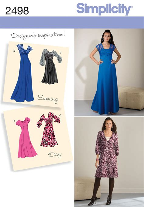sewing pattern review forum simplicity 2498 misses special occasion