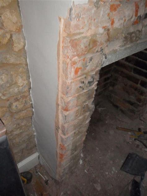 Repair fireplace & line chimney for wood burner   Chimneys