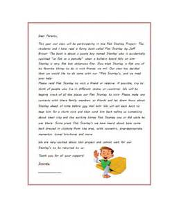 template for a phlet 37 flat stanley templates letter exles template lab