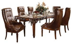 winfred counter height dining table cherry all products dining kitchen dining furniture dining sets