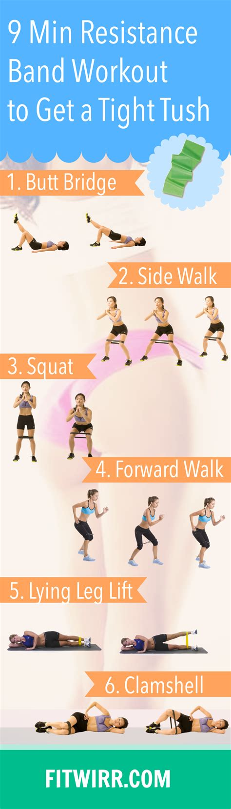 printable exercise band workouts search results for printable resistance band exercises