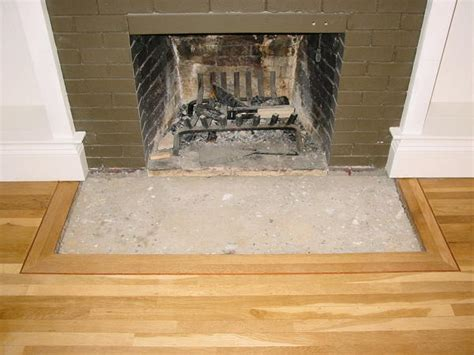 Tiling Fireplace Hearth   Ceramic Tile Advice Forums