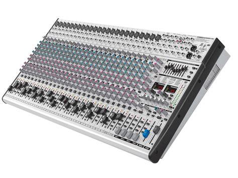 Mixer Behringer Sl3242fx Pro behringer eurodesk sl3242fx pro zikinf