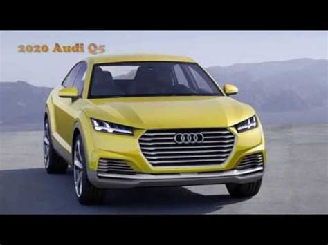 2020 Audi Q5 by 2020 Audi Q5