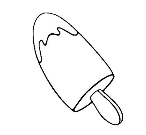 imagenes de helados kawaii para colorear dibujo de helado cremoso para colorear dibujos net
