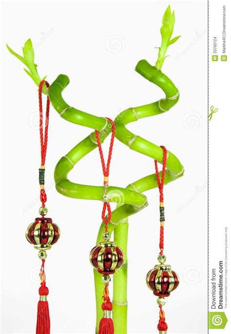 new year bamboo decoration lucky bamboo and new year hanging decoration