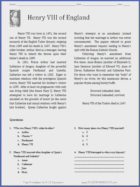 7th grade social studies worksheets rosenvoile