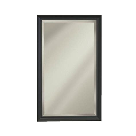 bathroom mirrors new generation 35 w x 15 quot h frameless studio v 15 in w x 35 in h x 5 in d stainless recessed