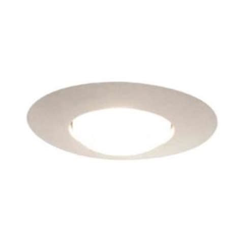 home depot recessed lighting a9fab20b halo 6 in white recessed lighting open trim 301p the home depot