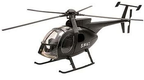 nh 500 s w a t diecast model helicopter 1 32 scale 26133 by new 26133