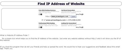 Website Ip Address Finder Website Ip Address Finder Find Ip Address Of Website