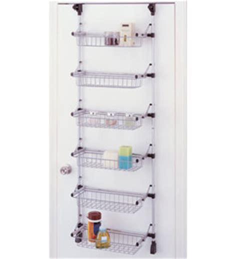 The Door Racks by Buy Door Storage And Door Rack For Pantry Door