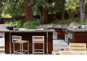 Outdoor Barbecue Kitchen Designs Bbq And Outdoor Kitchen Contemporary Patio San Francisco By Arterra Landscape Architects