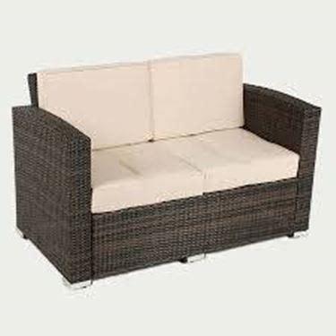 divanetti in vimini da esterno divani in vimini da giardino divani giardino