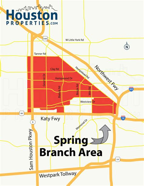 houston real estate map branch houston maps branch neighborhood maps