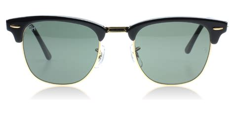 Best Seller Kacamata Raybeb Clubmasterr 3016 Black Gold Set rayban clubmaster rb3016 w0365 price in india www tapdance org
