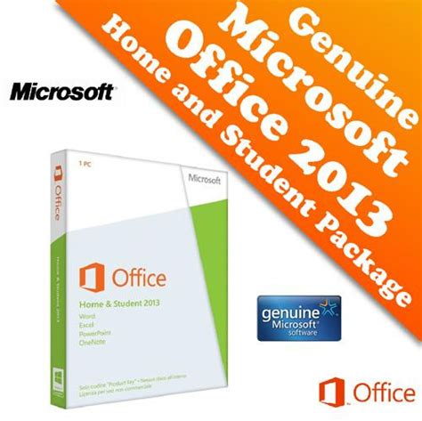 qoo10 genuine microsoft office home and student 2013