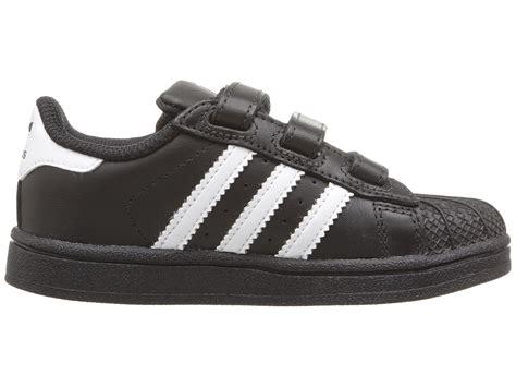 Adidas Infant Cfblackwhite 1 adidas originals superstar cf infant toddler at zappos