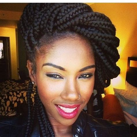 older people with box braids 1000 images about box braid styles on pinterest updo