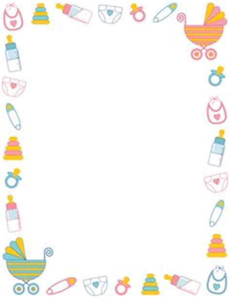 baby shower page borders 1000 images about paper craft etiquetes i fonts on