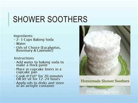 shower soothers essential recipes showers