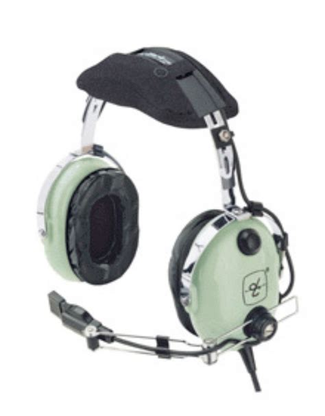Headset Air aviation headset microphone model h10 76