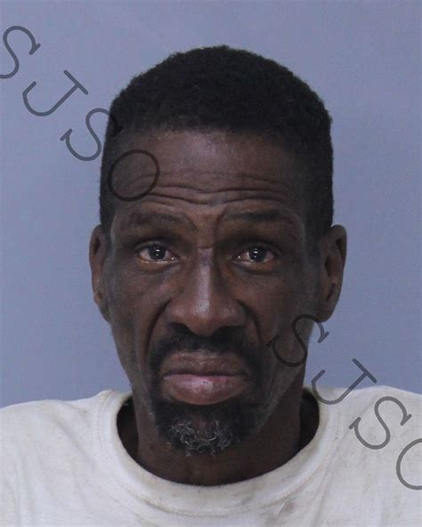 St Johns County Arrest Records Jose Eugene Whitehead Inmate Sjso17jbn004279 St Johns County Near St Augustine Fl