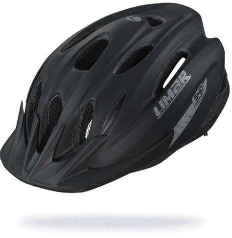 Helm Sepeda Limar Limar 540 Mtb Helm Matt Schwarz Gr 246 223 E M 52 57