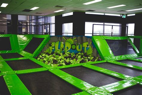 Flip Out by Flip Out Blacktown Flip Out Indoor Troline Arenas