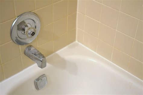 caulking bathtub re caulking your shower part ii the ugly duckling house