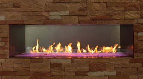 60 Inch Gas Fireplace by Carol 60 Inch Linear Outdoor Fireplace S Gas
