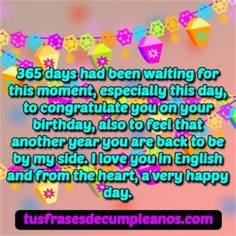 Imagenes Con Frases De Cumpleaños En Ingles | frases y mensajes de cumplea 241 os en ingl 233 s 187 top 20
