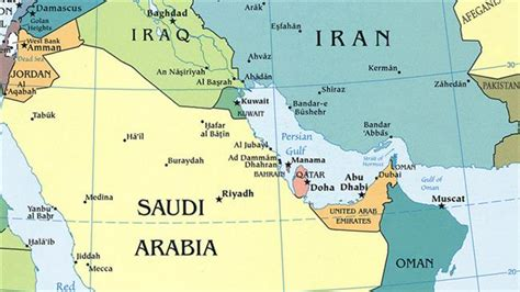 map of arab gulf states presstv a look at elections in iran other gulf states
