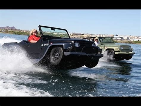 Water Panther 2 3 panther from watercar the fastest hibious car in the