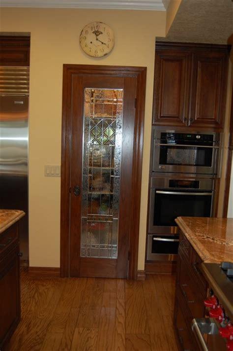 walk  pantry traditional kitchen orange county