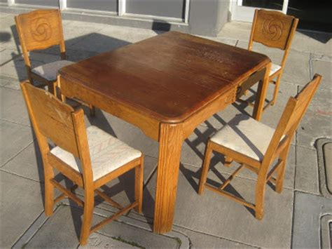 kitchen table in 1940s collectibles sold uhuru furniture collectibles sold 1930s table and 4