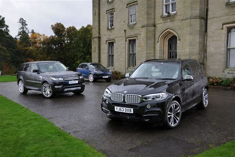 land rover bmw bmw x5 vs range rover sport 2014 new bmw x5 vs rivals auto